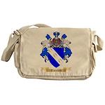 Eiaenfarb Messenger Bag