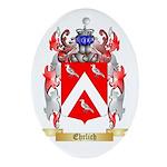 Ehrlich Ornament (Oval)