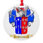 Ehmann Round Ornament
