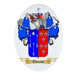 Ehmann Ornament (Oval)
