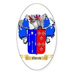 Ehlerts Sticker (Oval)