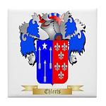 Ehlerts Tile Coaster