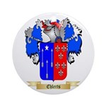 Ehlerts Ornament (Round)