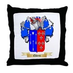 Ehlers Throw Pillow
