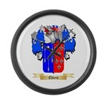 Ehlers Large Wall Clock