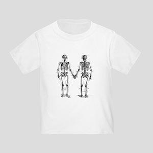 Skeletons Toddler T-Shirt