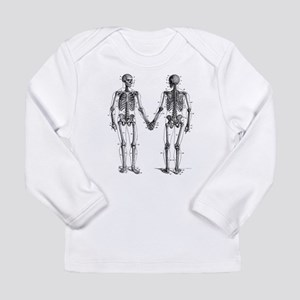 Skeletons Long Sleeve Infant T-Shirt