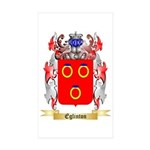 Eglinton Sticker (Rectangle 10 pk)