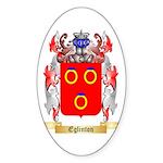 Eglinton Sticker (Oval 10 pk)