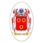 Eglinton Sticker (Oval 50 pk)