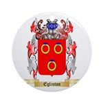 Eglinton Ornament (Round)