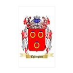 Eglington Sticker (Rectangle 50 pk)