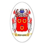 Eglington Sticker (Oval 10 pk)
