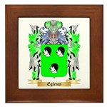 Egleton Framed Tile