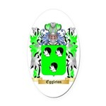 Eggleton Oval Car Magnet
