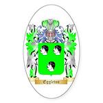 Eggleton Sticker (Oval 10 pk)