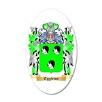 Eggleton 35x21 Oval Wall Decal