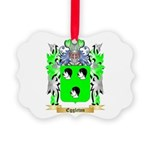 Eggleton Picture Ornament