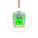 Eggleton Ornament (Round)