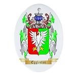 Eggleston Ornament (Oval)