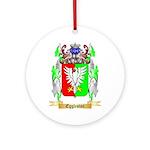 Eggleston Ornament (Round)