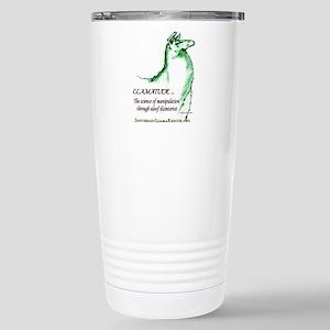 Llamatude Green Mugs