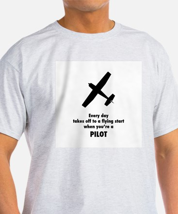 Flying Start Pilot 1709A T-Shirt