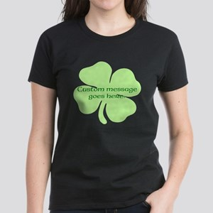 Custom Saint Patricks Day Design T-Shirt
