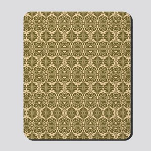 Vintage Gold Mousepad