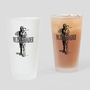 muzzman1 Drinking Glass