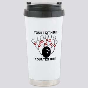 Personalized Bowling Team Original Mugs