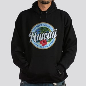 Discover Paradise Hawaii Hoodie