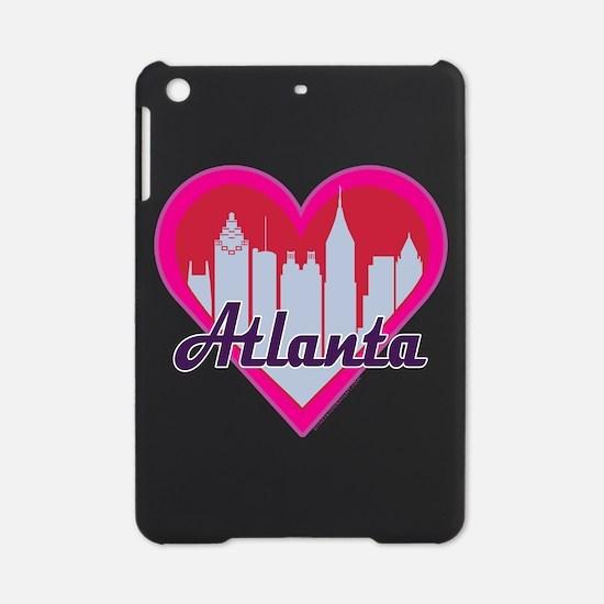 Atlanta Skyline Heart iPad Mini Case