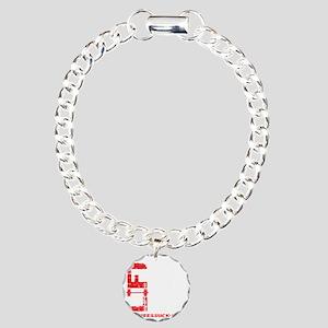 LIFT LIKE YOU MEAN IT -  Charm Bracelet, One Charm