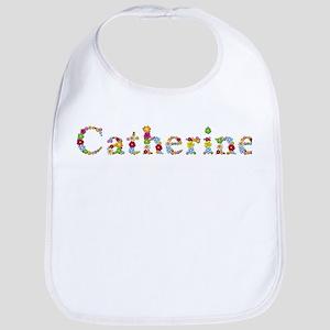 Catherine Bright Flowers Bib