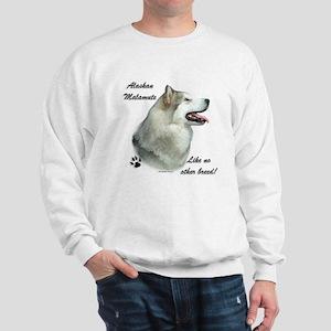 Malamute Breed Sweatshirt