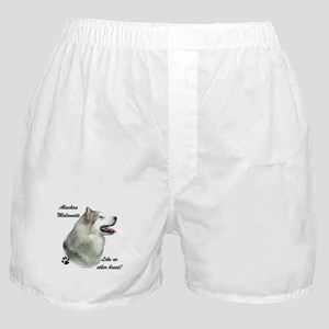 Malamute Breed Boxer Shorts