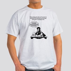Writing Myth #1 Light T-Shirt
