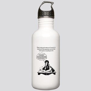 Writing Myth #1 Stainless Water Bottle 1.0L