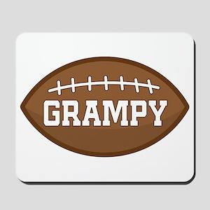 Grampy Football Mousepad