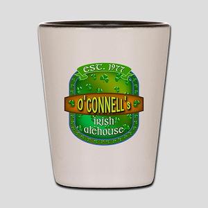 Custom O'Connells Alehouse Shot Glass
