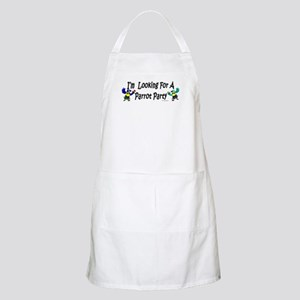 I'm Looking For A Parrot Part BBQ Apron