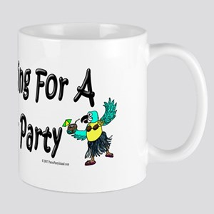 I'm Looking For A Parrot Part Mug