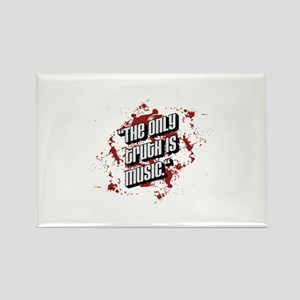 The only truth is music Magnets