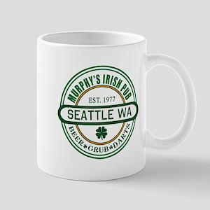 Custom Murphy's Pub Mug