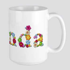 Brenda Bright Flowers Mugs