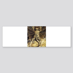 The Great Red Dragon William Blake Bumper Sticker