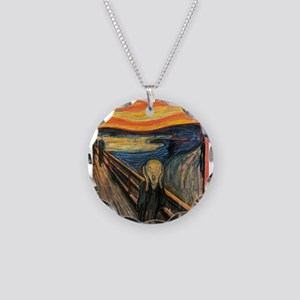 The Scream Edvard Munch Necklace