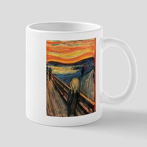 The Scream Edvard Munch Mugs