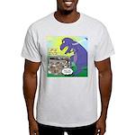Pet T-Rex Light T-Shirt